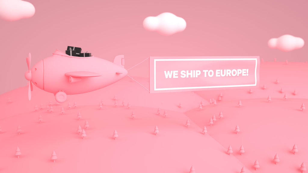 ENVIAMOS A EUROPA / WE SHIP TO EUROPE
