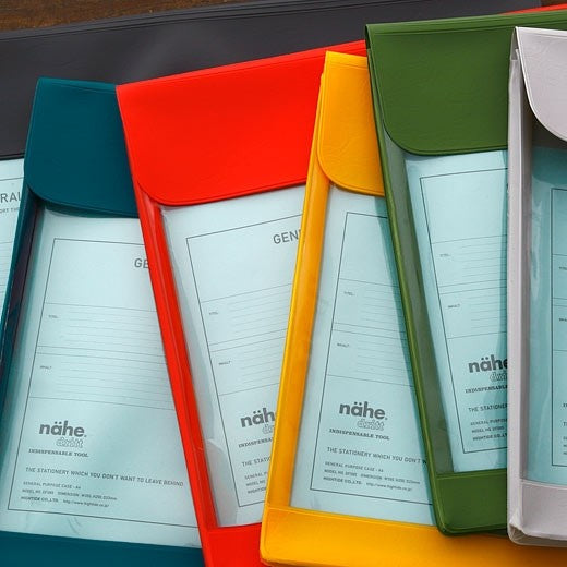 Carpeta / Portafolios Nahe A4 | Varios Colores, Estuches, Hightide & Penco - Likely.es