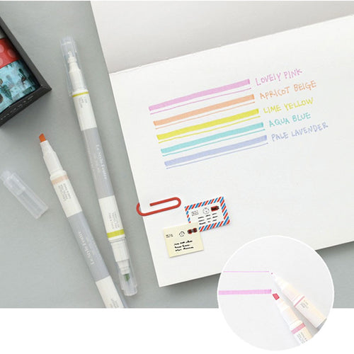 Rotuladores 2 Way Pastel Pen, Rotuladores, Iconic - Likely.es