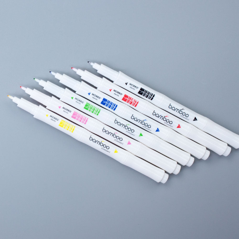 Rotuladores Bamboo Color Pen | Pack 6