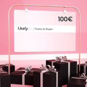 E-tarjeta de regalo Likely | 100 €, Gift Card, Likely.es - Likely.es