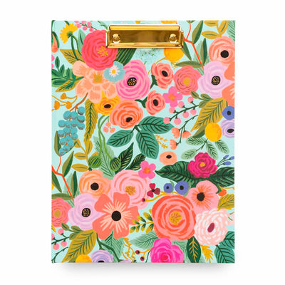 Carpeta Clipboard Garden Party Clipfolio