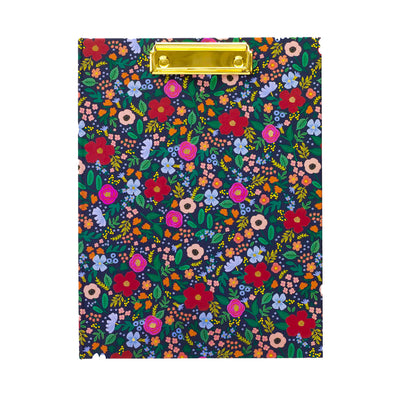 Carpeta Clipboard Wild Rose Clipfolio