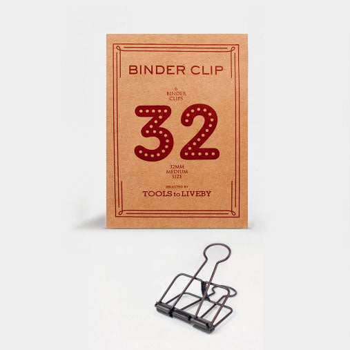 Set de Clips 32mm Bronce, Clips, Tools to Liveby - Likely.es