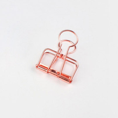 Set de Clips 32mm Rose Gold, Clips, Tools to Liveby - Likely.es