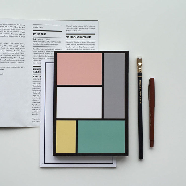 The Editor: Cuaderno, diario o Scrapbook | Varios colores, Cuadernos, Seeso Graphics - Likely.es