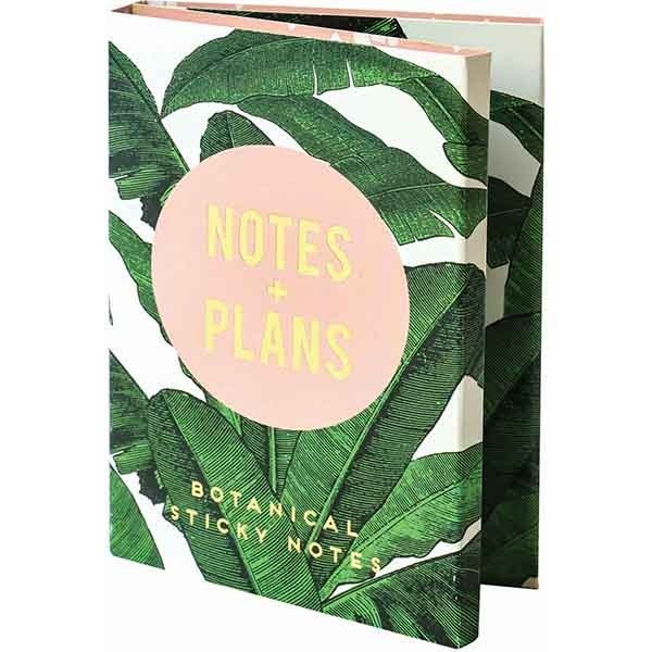 Notas Adhesivas Botanical Sticky Notes