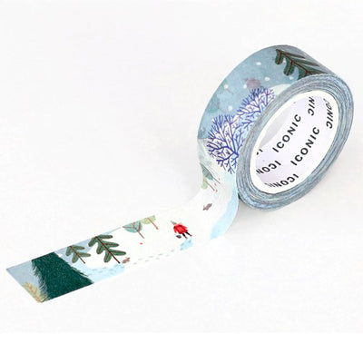 Masking Tape 037 Winter Forest