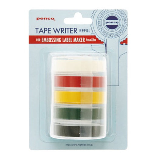 Etiquetadora de Relieve Retro Tape Writer | Blanca