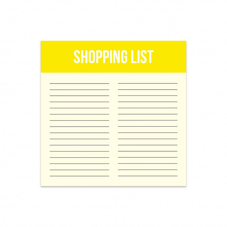Bloc de notas Shopping List, Libretas, Studio Stationery - Likely.es