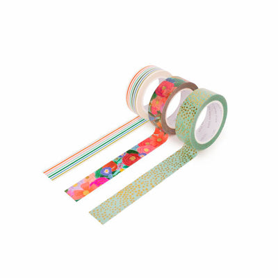 Set de Washi Tape Garden