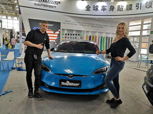 TeckWrap Introduces 5 Bold New Vinyl Wrap Colors