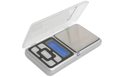 STYLISH DIGITAL COMPACT POCKET SCALES