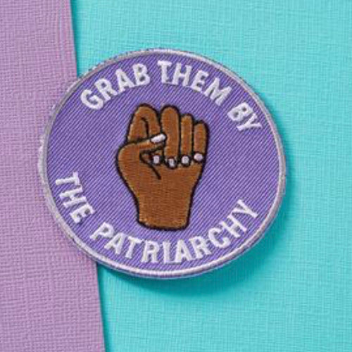 Grab Them by The Patriarchy patch