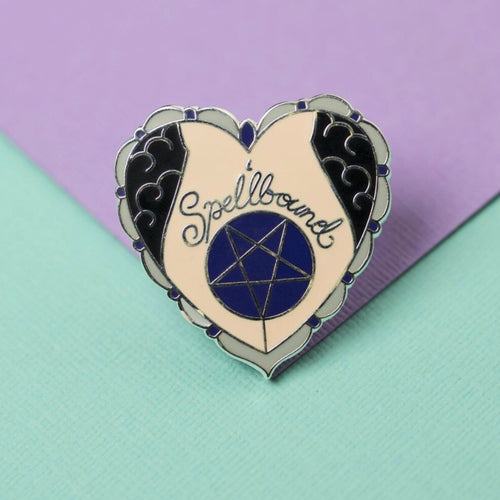 Spellbound pin