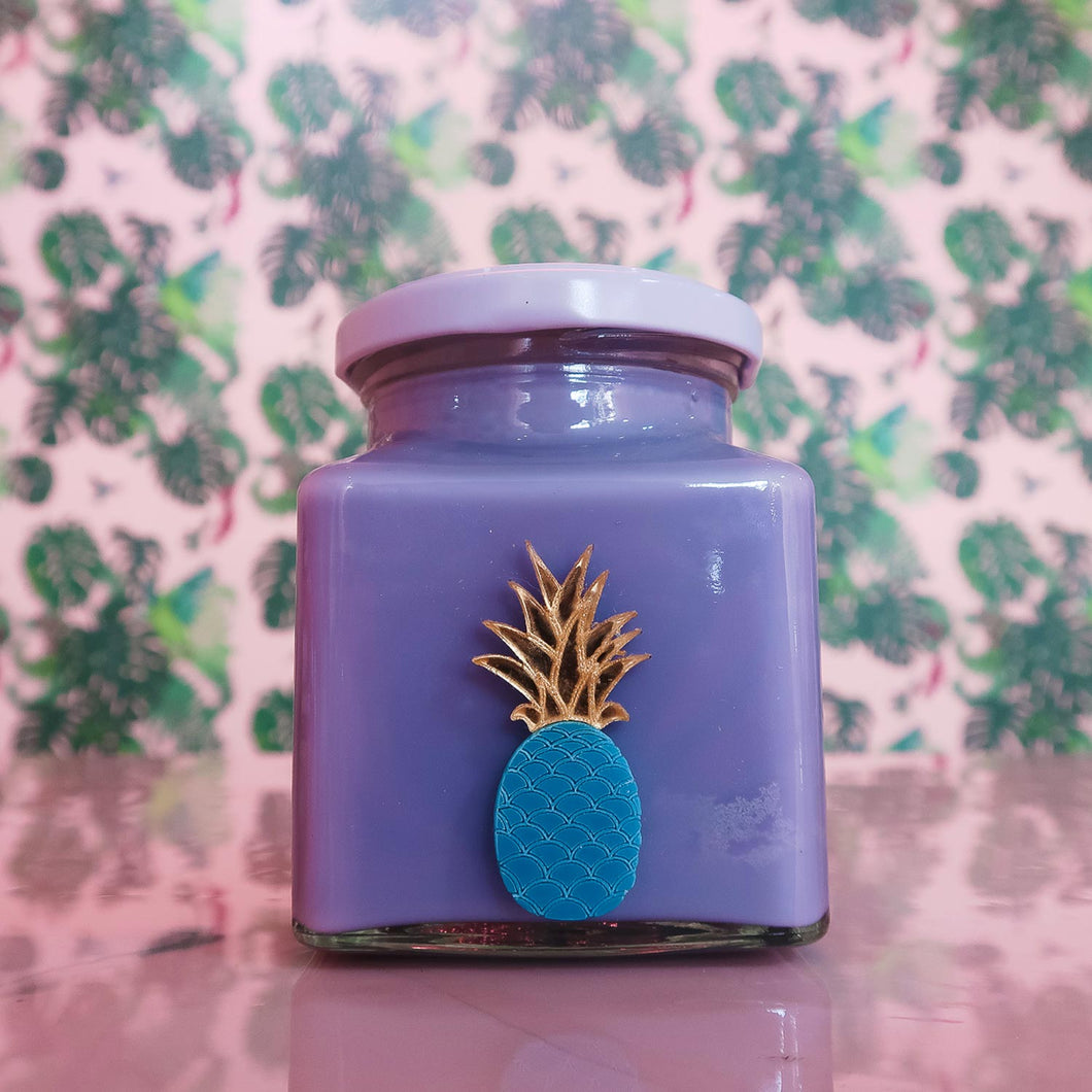 Pineapple & Coconut Candle