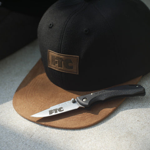 FTC hat & knife
