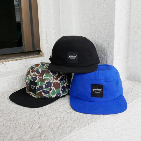 Preduce 5 panel hats