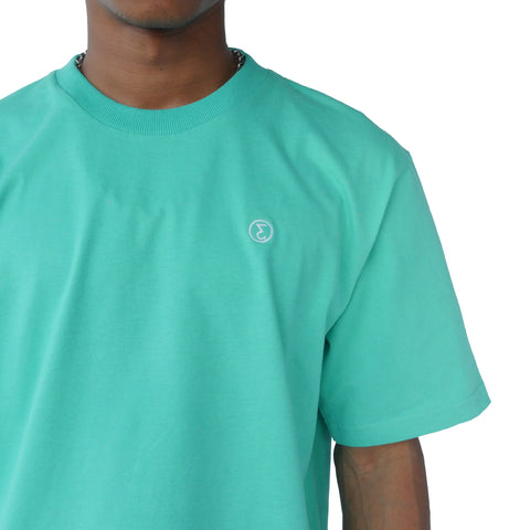 "Preduce embroidered super soft ""mint"""