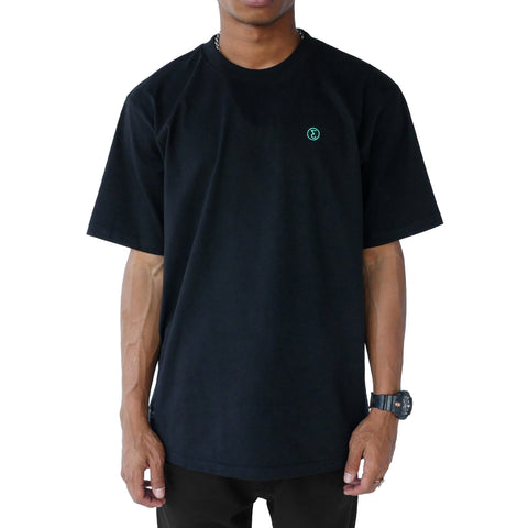 Preduce super soft embroidered logo black/mint