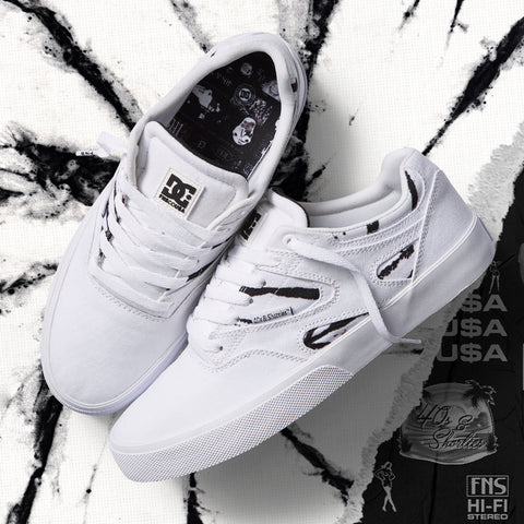 DC Shoes x 40s and Shorties