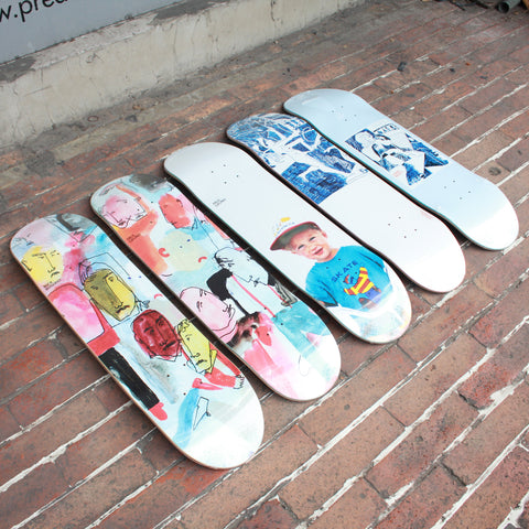 New Polar decks