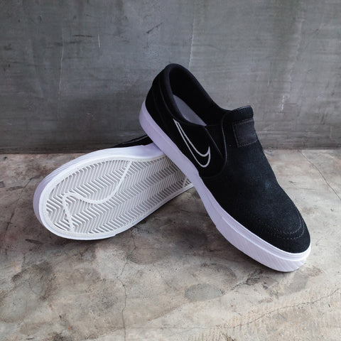 Nike SB slip on black/light