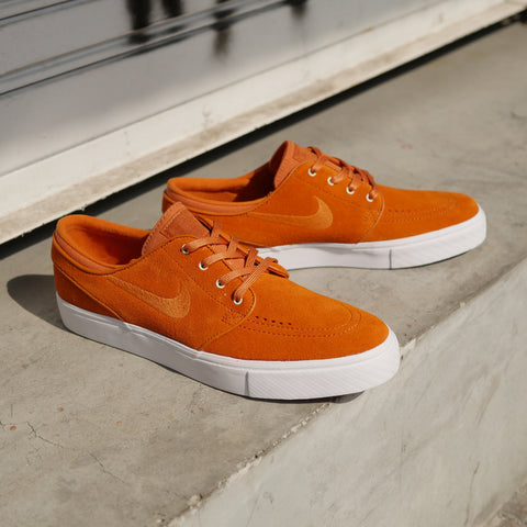 Nike SB Janoski cinder orange