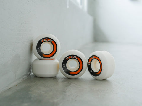 preduce orange stroke wheels