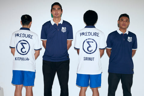 Preduce football jerseys