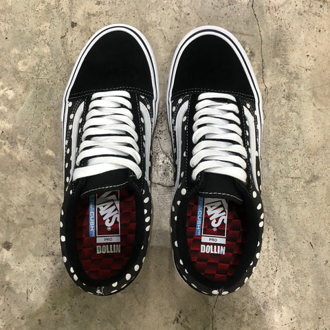 Vans x Baker Dustin Dollin Old Skool pro