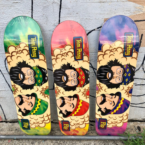 Flip Tom Penny boards