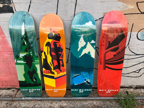 Flip Skateboards decks