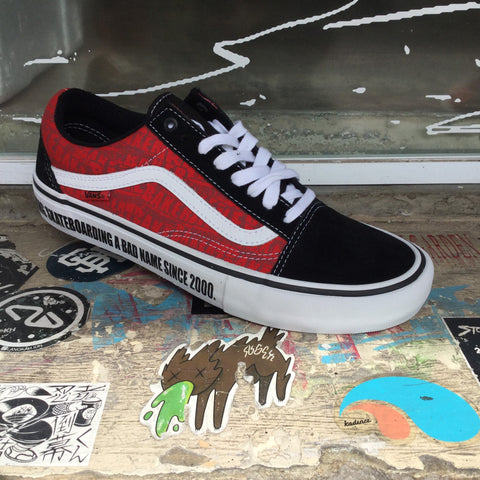 Vans x Baker Old Skool