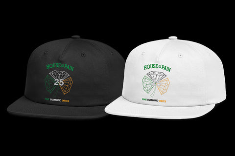 Diamond x HOP hats