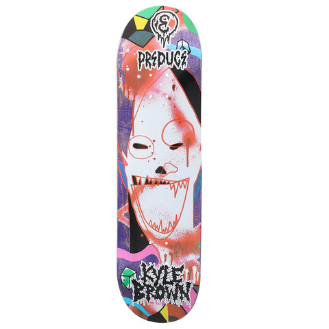 Kyle Brown NEV3R deck