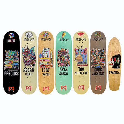 Preduce x P7 board series