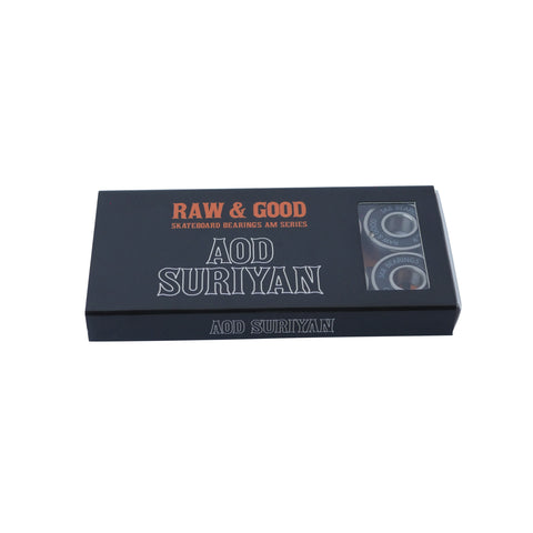 RAW & GOOD Bearings Aod Suriyan
