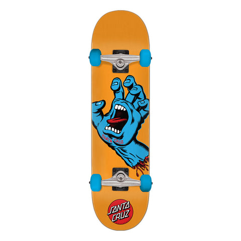 Santa Cruz Screaming Hand Mid Skateboard Complete 7.80 x 31.00