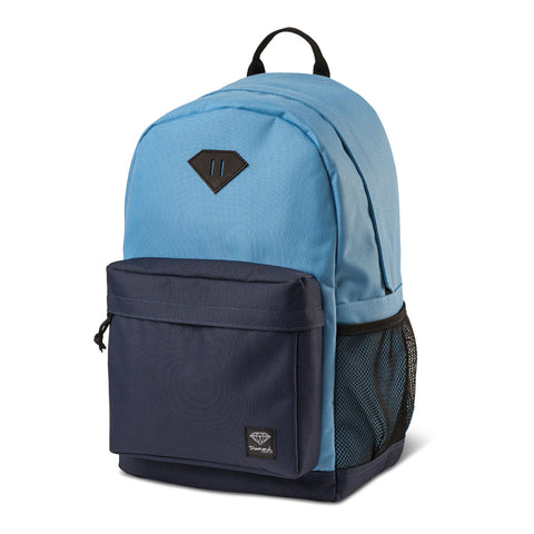 Diamond Culet Backpack Navy