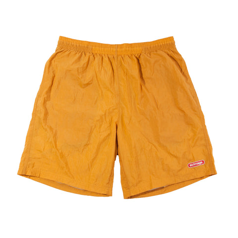 Scrimage Shorts Dark Poupon/White Sand