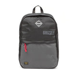 Grizzly Day Trail Backpack Black