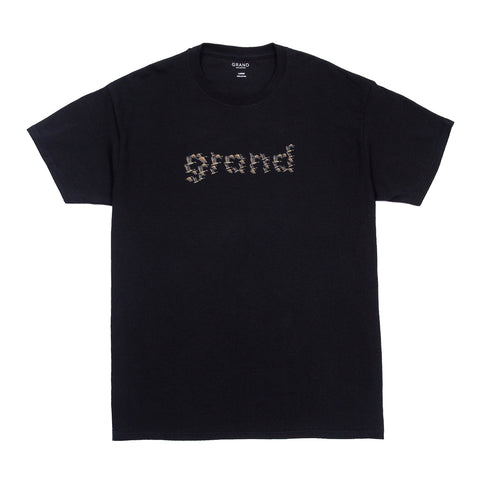 Grand Flock T-Shirt Black