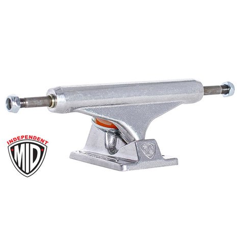 Independent 139 Polished Mid Skateboard Trucks