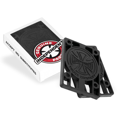 "Independent Genuine Parts 1/8"" Riser Pads"