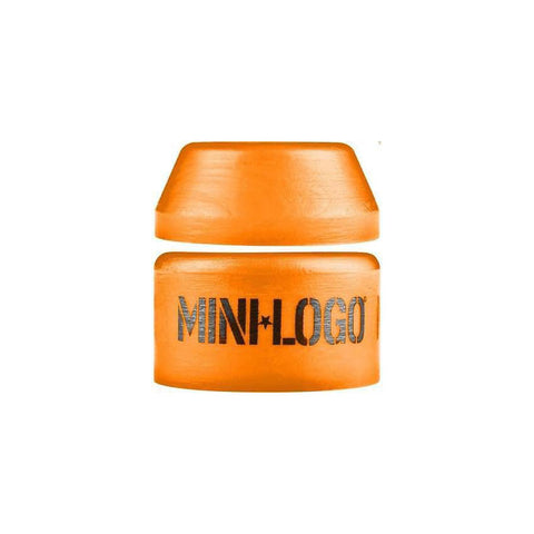 Mini Logo Medium 94A Orange Bushing