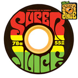 OJ Mini Super Juice Jamaica 78a Skateboard Wheels 55mm
