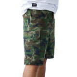 Preduce Cargo Shorts Camo