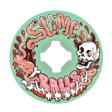 Slime Balls Guts Speed Balls 99a Skateboard Wheels 56mm