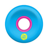 Slime Balls OG Slime Blue Pink 78a Skateboard Wheels 60mm
